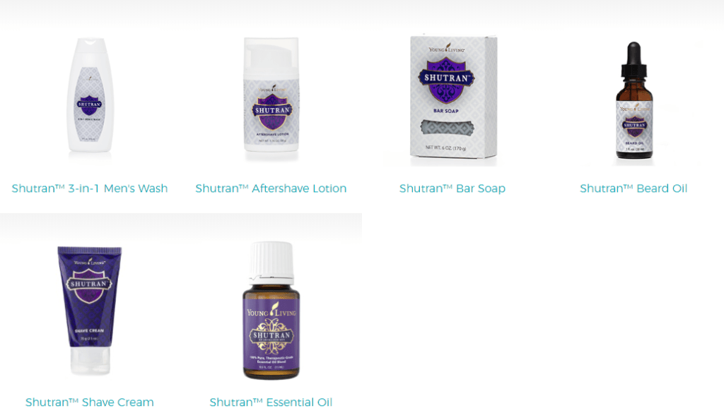 Shutran from Young Living Essential Oils