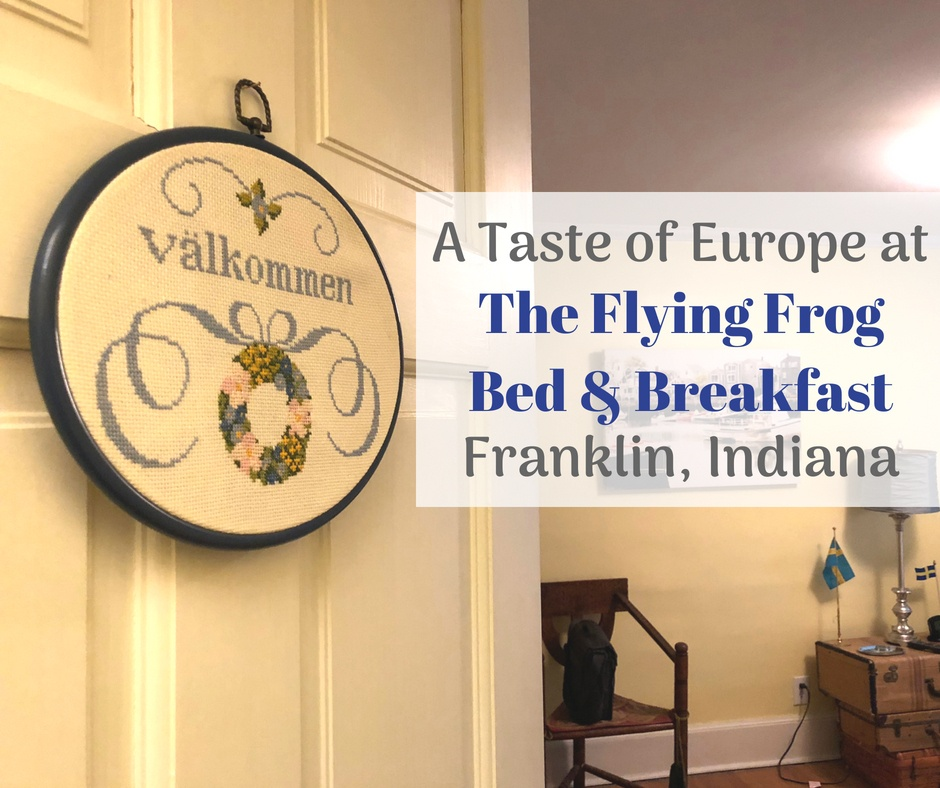 The Flying Frog Bed & Breakfast | Franklin, Indiana